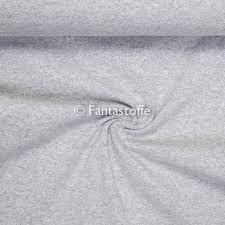 Tubolare LUREX grigio melange 10cm