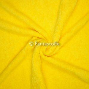 tessuto spugna gialla