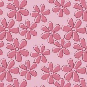 Fiorellini rosa pastello