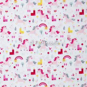 Piccoli unicorni rosa