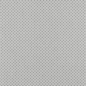 Mini pois grigi fondo bianco