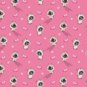 Jersey pets pink