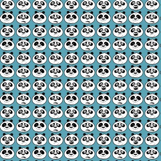 Kung fu panda aqua