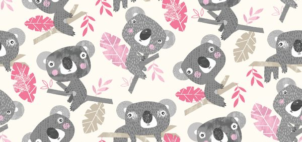 Jersey Koala rosa