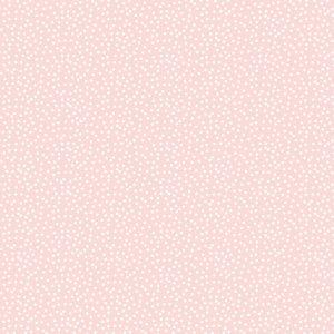 Fantasia pois fondo rosa