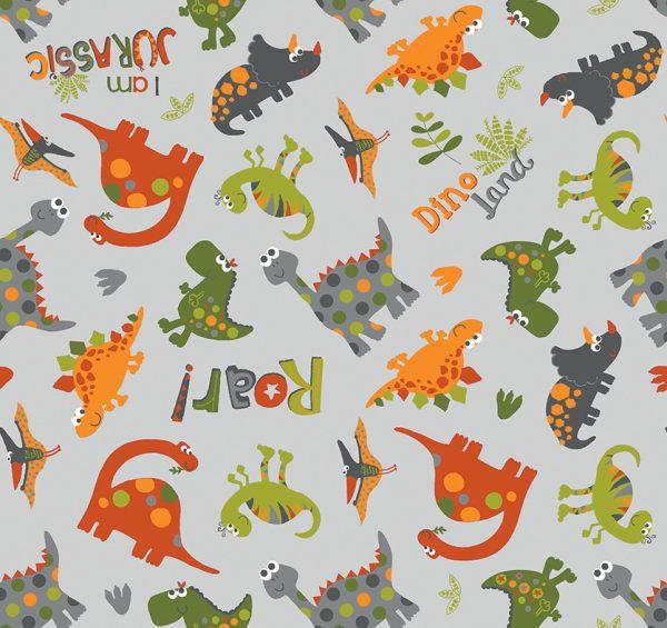 Dino Roarr grigio