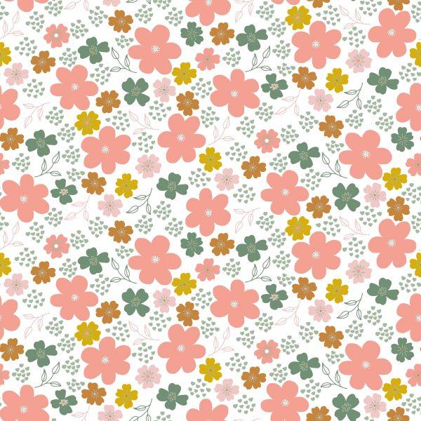 Jersey GOTS flower