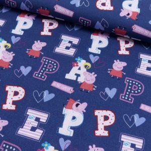 Peppa pig letter