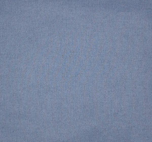 Cotone impermeabile spalmato blue