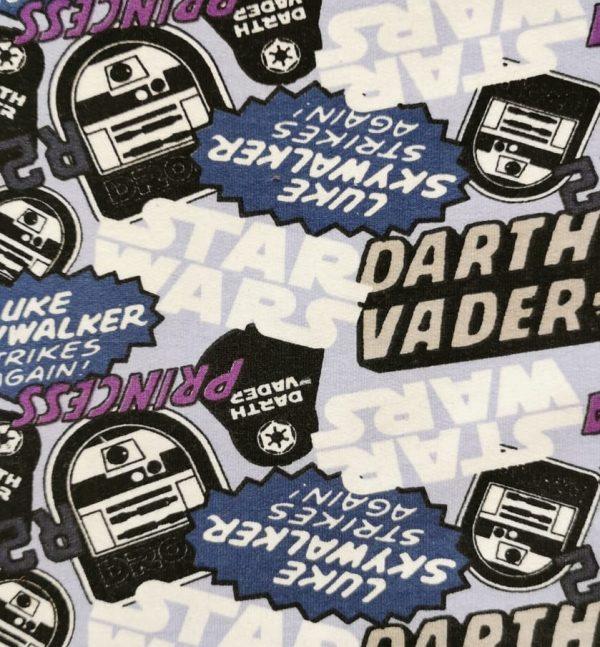 Felpa leggera Darth Vader