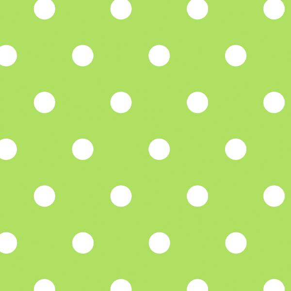 Mega pois fondo verde mela