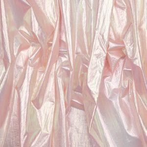 Tessuto pioggia rosa perlato