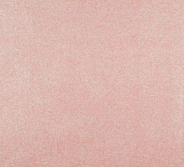 Cotone impermeabile rosa cipria Lurex